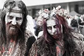 zombie hippie picture